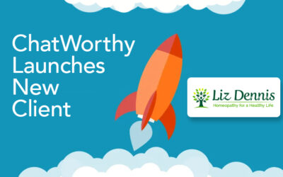 ChatWorthy Launches with Liz Dennis Homeopathy